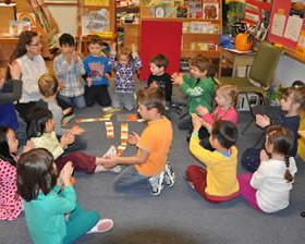 Kindergarten - Lake Hill Elementary